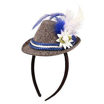 Oktoberfest top hat headband tiara Oktoberfest Beer Festival Seppl Hat