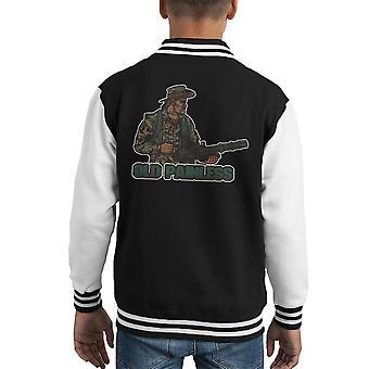 Predator alt schmerzlos Kid Varsity Jacket