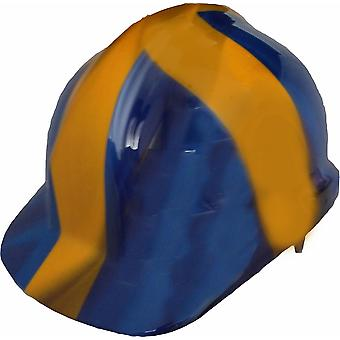 Sweden Themed Hard Hat