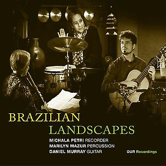 Alegre / Petri / Mazur - Brazilian L&Scapes [SACD] USA import