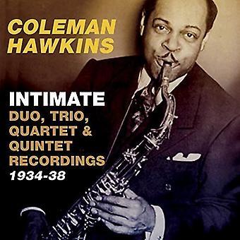 Coleman Hawkins - Coleman Hawkins-íntimo: Importación USA Duo Trio [CD]