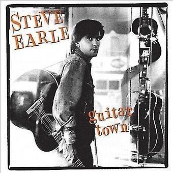 Steve Earle - guitarra ciudad 30 de importación de Estados Unidos Ann [CD]