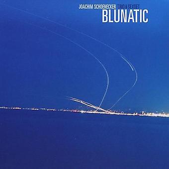 Schoenecker, Joachim Trio & Sextet - Blunatic [CD] USA import