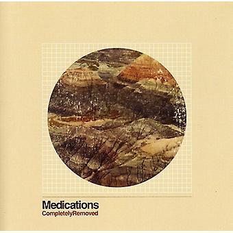 Medicin - helt fjernet [CD] USA import