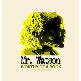 Hr. Watson - værdig af en bog [CD] USA import