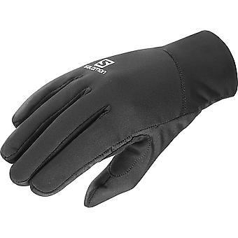 Salomon Damen Handschuh Equipe Glove Schwarz - 395048