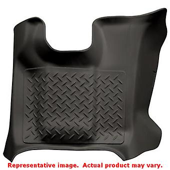 Husky Liners 83671 Black WeatherBeater Center Hump Floo FITS:FORD 2011 - 2014 F