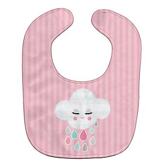 Carolines Treasures  BB8717BIB Rain Cloud Baby Bib