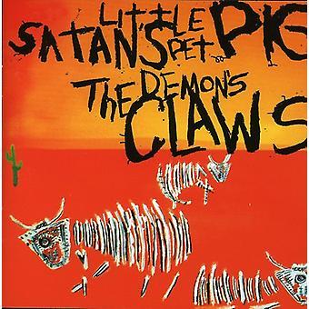 Demons kløer - Satan's Little Pet svine [CD] USA importerer