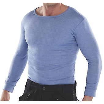 Click Lightweight Thermal Vest Long Sleeved - Thvls