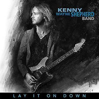 Kenny Wayne Shepherd - lag het op naar beneden [Vinyl] USA import