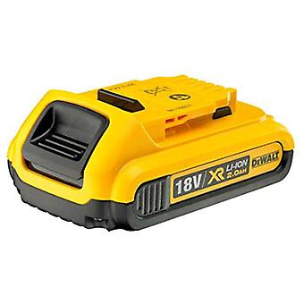 Dewalt DCB183-XJ 18V 2Ah Li-Ion Battery Pack