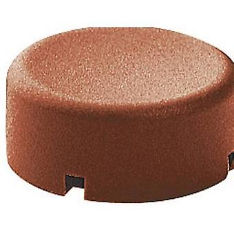 Marquardt 840.000.071 Sensor Cap Red Compatible with (details) Series 6425 without LED