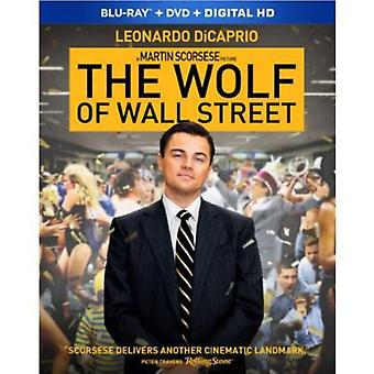 Wolf der Wall Street [BLU-RAY] USA import