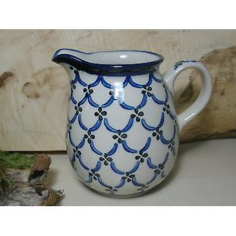 Jar, 1500 ml, hauteur 16 cm, 25 - tradition polacco ceramica - BSN 7702