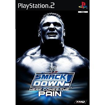 WWE SmackDown! Her kommer smerter (PS2)