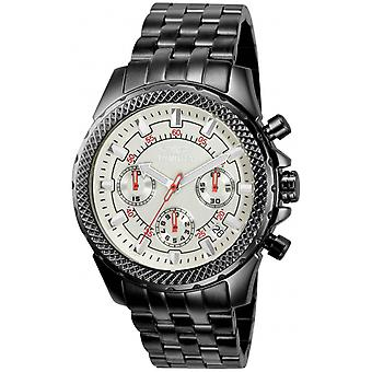 Invicta Signature 7169 rostfritt stål kronograf klocka
