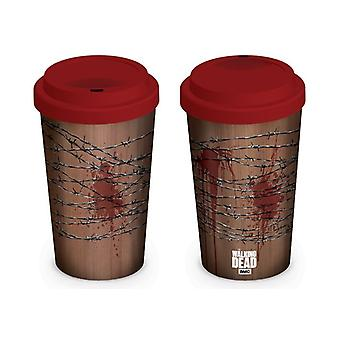 The Walking Dead (Lucille) travel mug