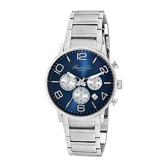 Kenneth Cole New York men's wrist watch analog stainless steel KC9305