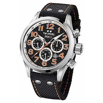 TW Steel Mens Special Edition Volante Race Of Champions Chrono Black TW966 Watch