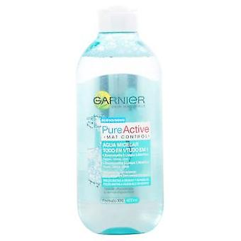Garnier Pure Skin Active Micellar Water (Cosmetics , Facial , Facial cleansers)