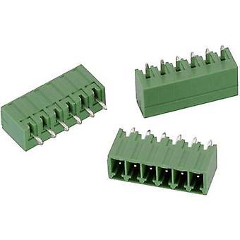 Würth Elektronik 691321100004 Pin enclosure - PCB 3211 Total number of pins 4 Contact spacing: 3.50 mm 1 pc(s)
