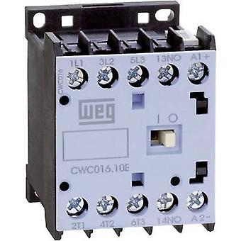 Contactor 1 pc(s) CWC016-10-30C03 WEG 3 makers