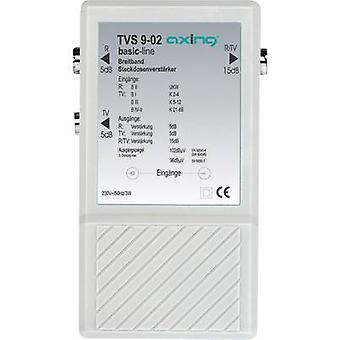 Axing TVS 9 Multiband amplificateur TV, FM 10 dB