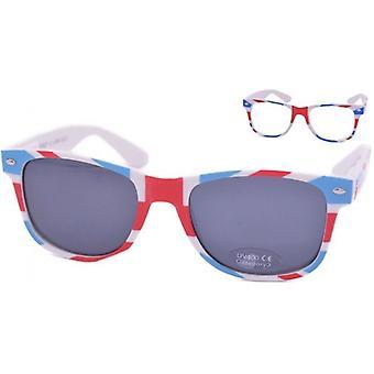 Union Jack nosić okulary Wayfarer Union Jack