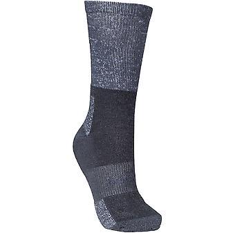 Trespass Damen/Damen Leader Coolmax Polycotton Trekking Wander-Socken