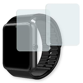 Yamay Bluetooth Smartwatch display protector - Golebo crystal clear protection film