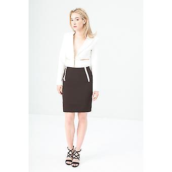 Fontän 2.0 kjol svart NUCCIA kvinna vår/sommar
