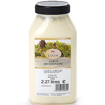 Lion Knoblauch Mayonnaise