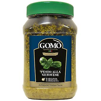 Gomo grünes Pesto Alla Genovese