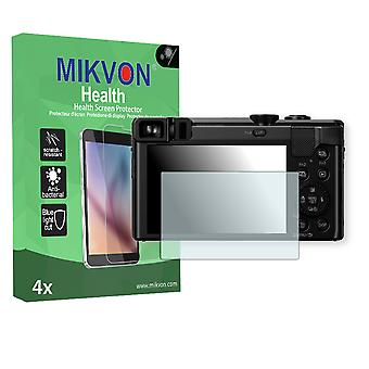Panasonic Lumix DMC-TZ81 Screen Protector - Mikvon Health (Retail Package with accessories)