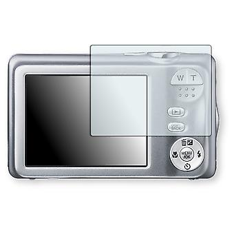 Fujifilm FinePix JX370 screen protector - Golebo crystal clear protection film