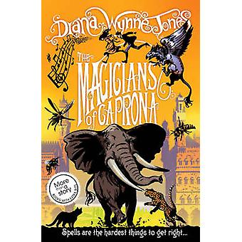 The Magicians of Caprona by Diana Wynne Jones - 9780007267682 Book