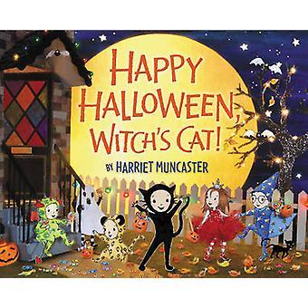Happy Halloween - Hexe Katze! von Harriet Muncaster - Harriet Muncast