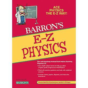 E-Z physique (4e édition) par Robert L. Lehrman - Book 9780764141263