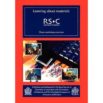 Kennenlernen der Materialien - drei Workshop-Übungen von Ted Lister - Co