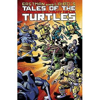 Contes de la Teenage Mutant Ninja Turtles - Volume 1 par Jim Lawson - K