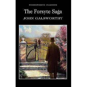 The Forsyte Saga by John Galsworthy - Keith Carabine - Cedric Watts -