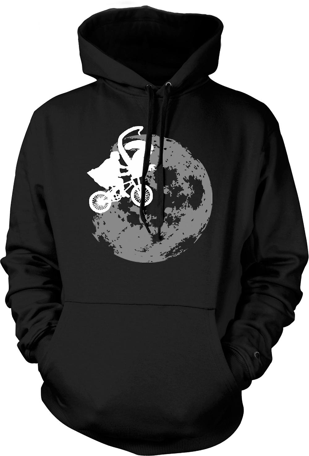 Mens Hoodie - ET Alien - Pop Art - Cool - Sci Fi
