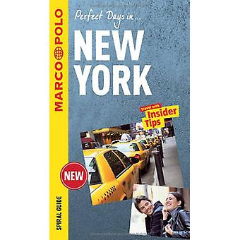 New York Marco Polo Spiral Guide by Marco Polo - 9783829755078 Book