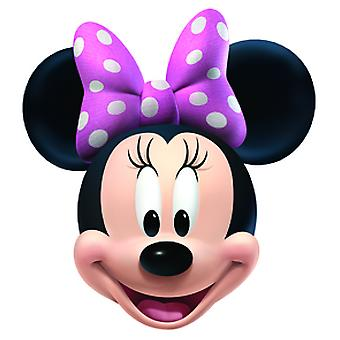 Minnie Mouse-Karte Face Mask