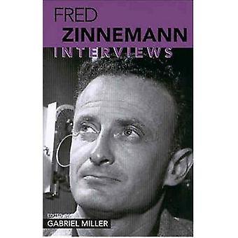 Fred Zinnemann - Interviews by Gabriel Miller - 9781578066988 Book