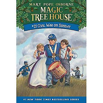 Civil War on Sunday (The Magic Tree House)