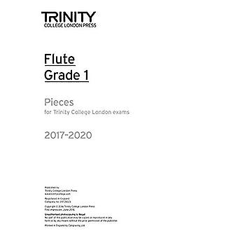 Trinity College London: Flute Exam Pieces Grade 1 2017 to 2020 (part only)