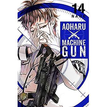 Aoharu X Maschinengewehr, Vol. 14