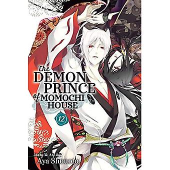 The Demon Prince of Momochi House, Vol. 12